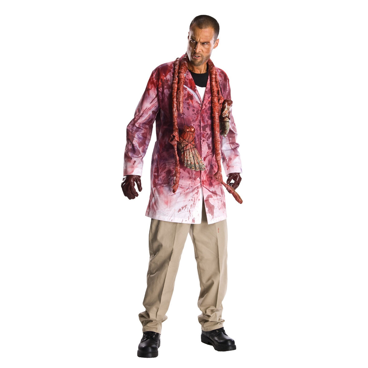 The Walking Dead Rick Grimes Adult Costume Size