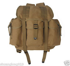 WWII US ARMY MILITARY HAVERSACK CANVAS BACKPACK BAG