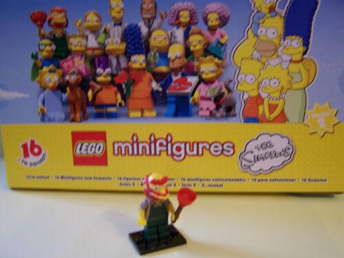 13 Hausmeister Willie Neu /& unbespielt LEGO® 71009 The Simpsons™ Serie 2 Nr