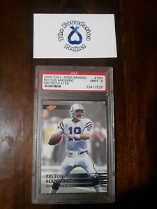 2000-COLLECTORS-EDGE-PEYTON-MANNING-UNCIRCULATED-150-PSA-MINT-9-COLTS-BRONCOS