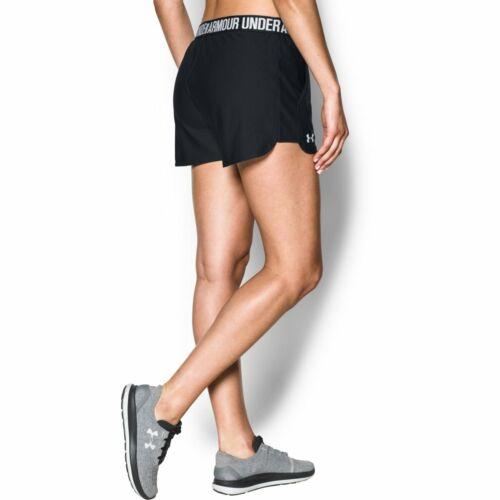 Jogging-Noir UNDER ARMOUR Short Femmes Play Up 2.0 1292231