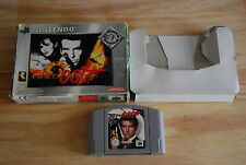 GOLDENEYE 007 pour Nintendo 64