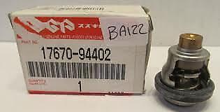 60c New Suzuki OEM Suzuki Thermostat 17670-94402 AUTH DEALER