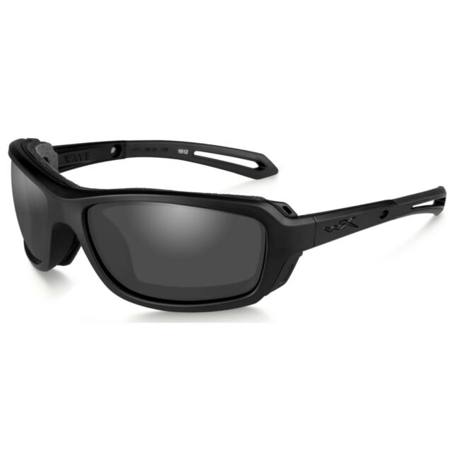 Wiley X Wave Smoke Gray Lens Frame