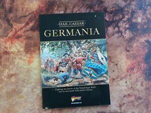 Germania - Hail Caesar