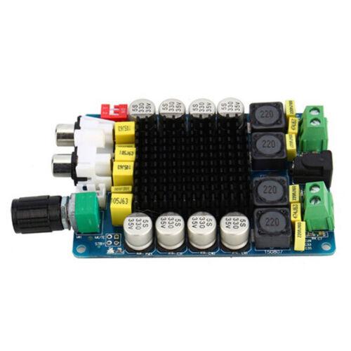 TDA7498 Dual-Kanal Class D 2X100W Audio Stereo Verstärker Tafel Component Power