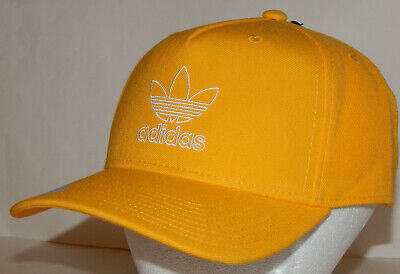 White Cap NEW Snapback Black Adidas Men/'s Originals Trefoil Dart Hat