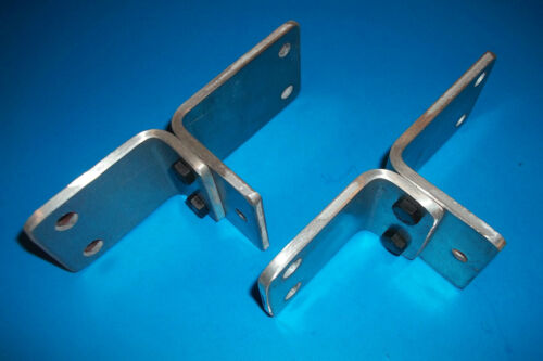 ESCORT Mk2 alloy lamp brackets- quick release-rally/fast road/motorsport