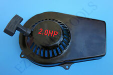 Coleman Powermate CM04101 69CC 900 1000 Watts Gas Generator Recoil Starter