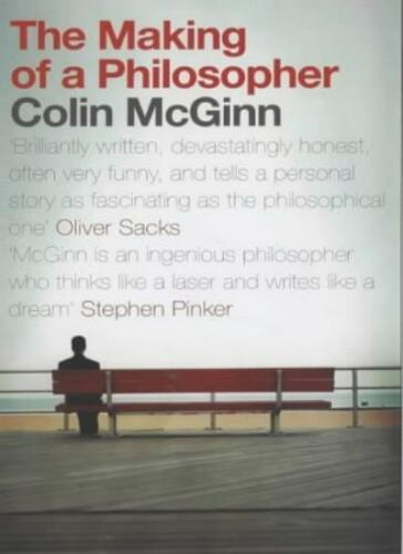 9780743231800 The Making Of A Philosopher,Colin McGinn