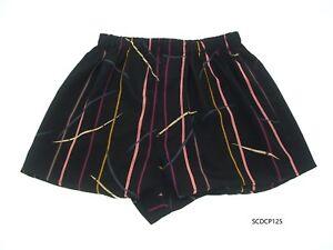 Silk-Boxer-Shorts-Men-Underwear-Underpants-Soft-Briefs-Trunk-Black-Pink-M-L-XL