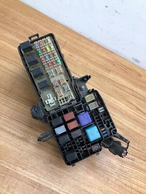 1992 Toyota Car Fuse Box
