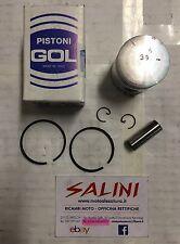 """Pistone """" GOL """" Lambretta 50 Junior Lui 1964 / 1968 diam. 39,6 completo"""