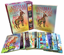 The Animal Wisdom Tarot Deck Cards Collection Box Gift Set Mind Body Spirit Read