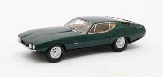 1 43 Matrix Model JAGUAR PIRANA BERTONE Green Metallic 1967