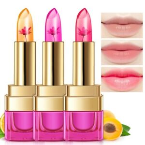 2018-Long-Lasting-Lipstick-Jelly-Color-Changing-Moisturizing-Lip-Gloss-Flower