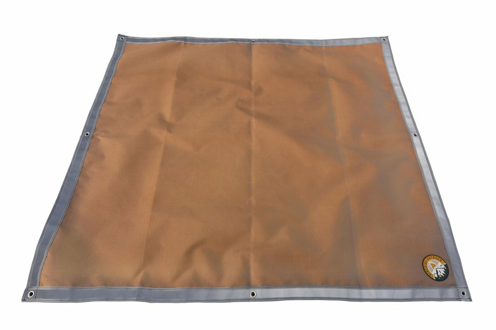 Image of: Koolpad Fire Pit Pad Grill Mat Protect Your Deck Patio Or Lawn From Damage For Sale Online Ebay