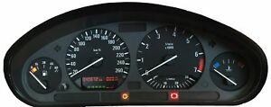 BMW-E36-Pixelfehler-Display-Tacho-Kombiinstrument