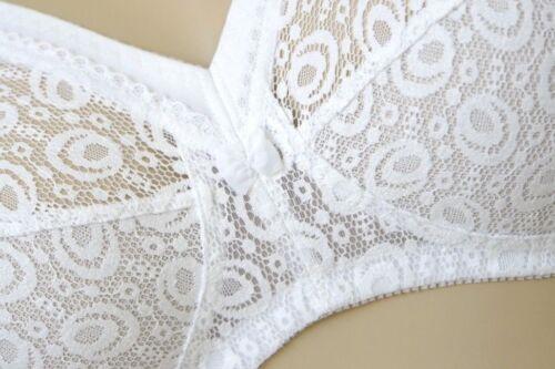 Triumph BH ohne Bügel Tanja Cotton N 44/% Baumwolle weiß NEU mit Etikett