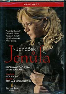 Leos-Janacek-Jenufa-DVD-NEW-Teatro-Real-Madrid-Chorus-and-Orchestra-DVD-NEW
