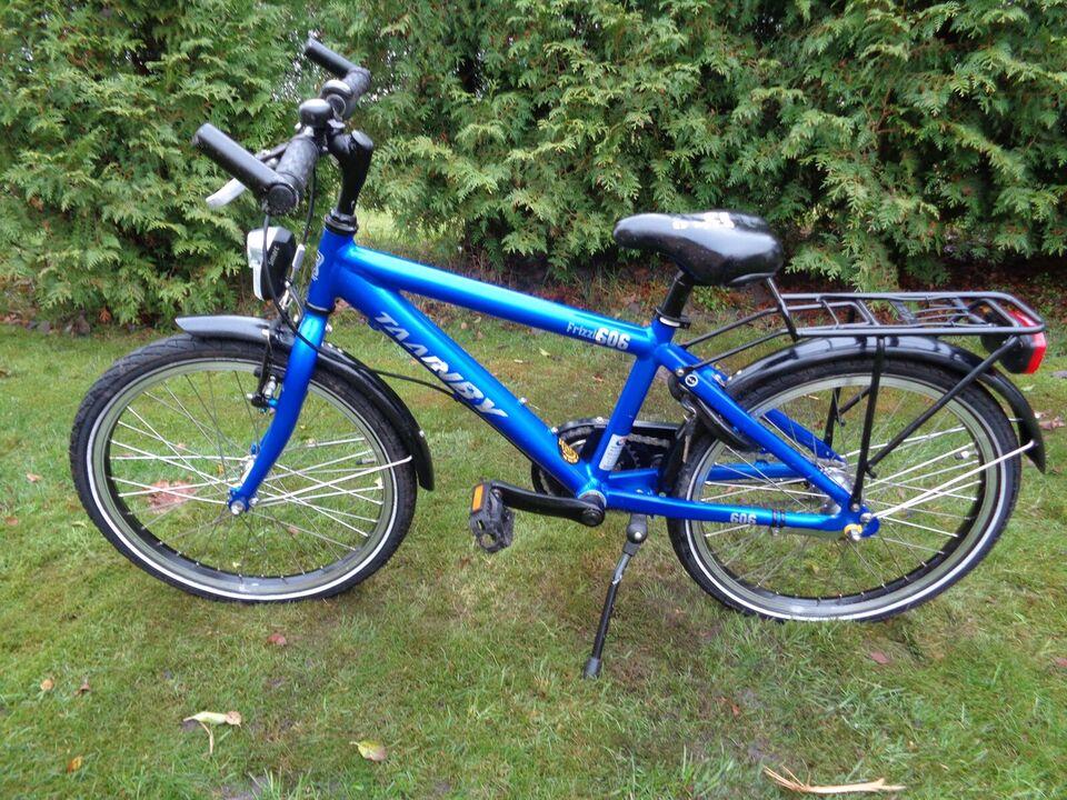 Drengecykel, citybike, Taarnby