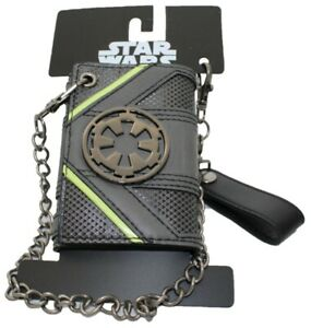 Star Wars Rogue One Chain Wallet Distinctive Pour Ses PropriéTéS Traditionnelles