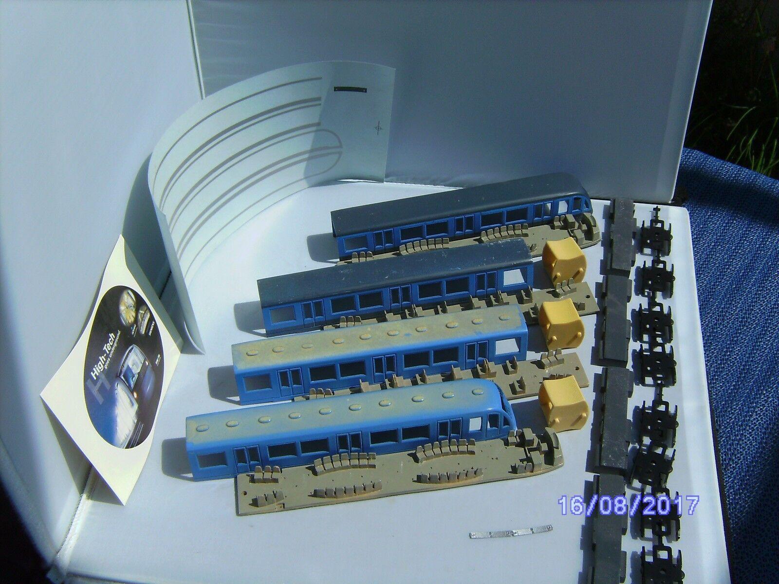 90400, resin-kit de un metro de tren tipo C, munich, sin propulsión, Ho, nuevo