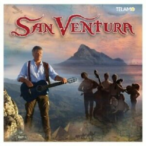 SANVENTURA-SANVENTURA-CD-13-TRACKS-DEUTSCH-ROCK-amp-POP-NEU