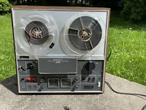 Sony-TC-366-Reel-To-Reel-Player