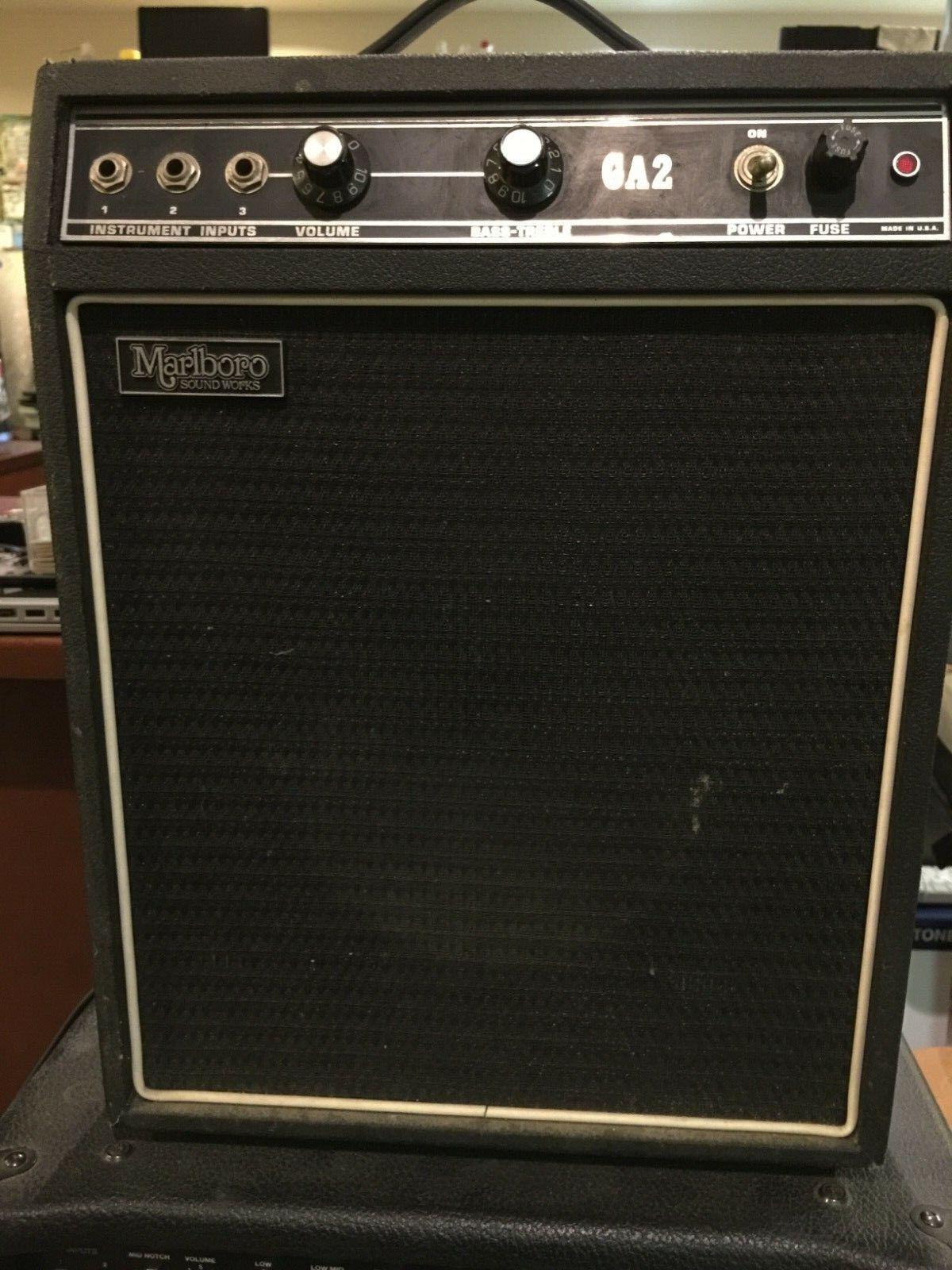 MarlbGold Sound Works GA2 Guitar Amp