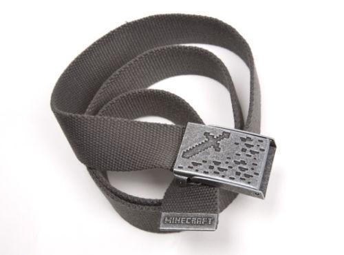 Officiel jinx minecraft-ironsword-boy /'s anthracite web belt s//m /& l//xl