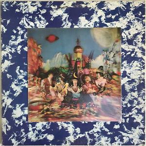ROLLING STONES THEIR SATANIC MAJESTIES LP 1967 HOLOGRAM SLEEVE CANADIAN PRESS