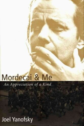 1 of 1 - Mordecai and Me: An Appreciation of a Kind-ExLibrary