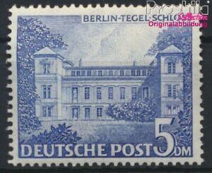 Berlin-West-60-postfrisch-1949-Berliner-Bauten-8984579