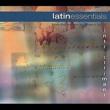 NEW - Latin Essentials by Inti-Illimani