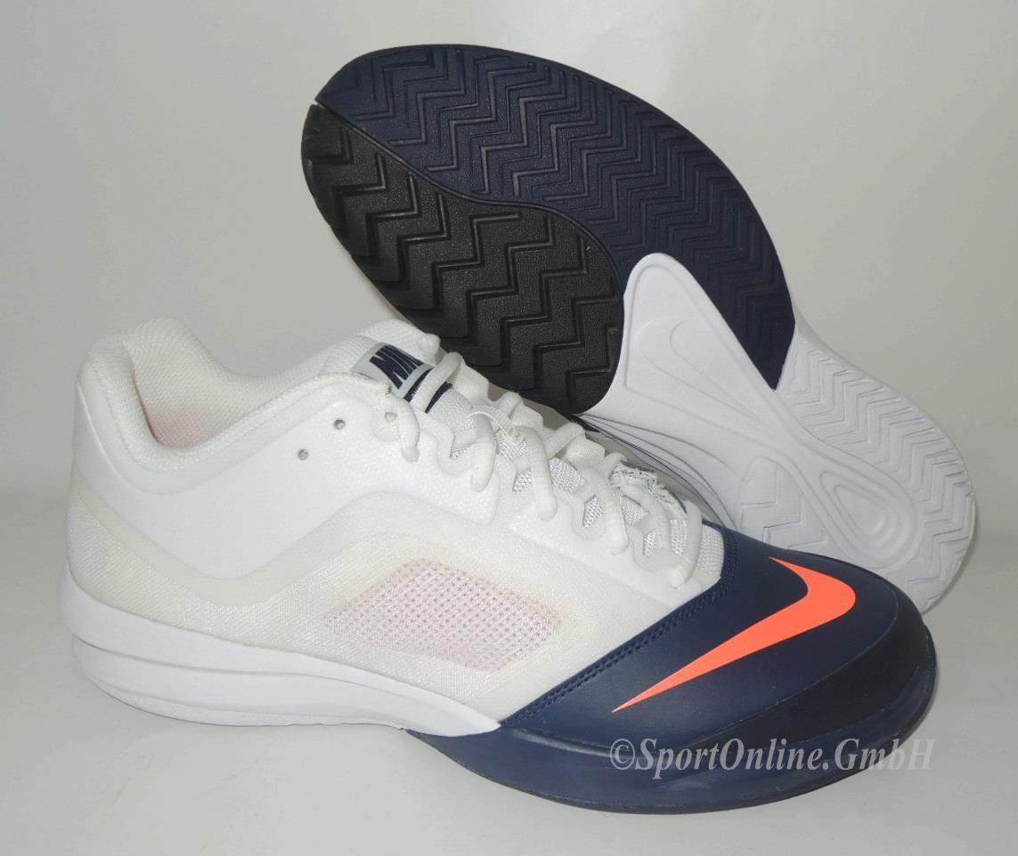 NEU Nike Dual Fusion Ballistec Advantage Gr. 44 5 Tennis Tennisschuhe 685278-184