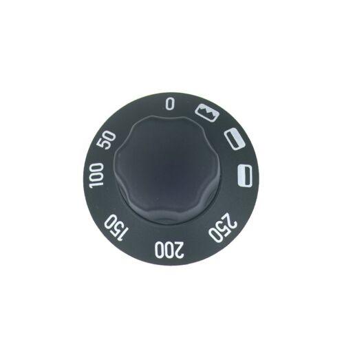 Knebel Backofen Thermostat Kindersicherung 50 bis 250 Grad universal Backofen