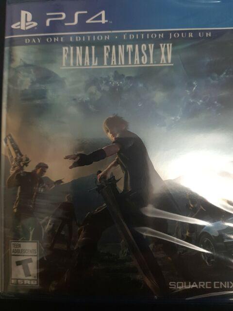 Final Fantasy XV - PlayStation 4 - Day One Edition