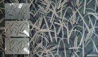Camo Grassland Wheat 3pc Kit (3) 12x9stencils.camouflage, Duckboat