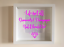 IKEA-RIBBA-Box-Frame-Personalised-Vinyl-Wall-Art-Quote-Life-isnt-all-about thumbnail 2