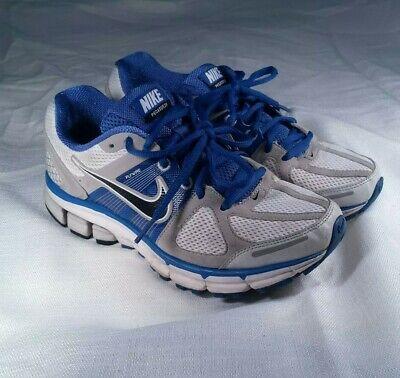 Dramaturgo lavabo Relajante  Nike Pegasus 28 Shoes Athletic Running White Blue Women's Size 8   eBay