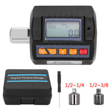 12 Digital Torque Wrench Adapter Micro Meter Microtorque Car Repair Tools