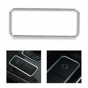 New center console es model switch trim cover for mercedes for Mercedes benz center console lid