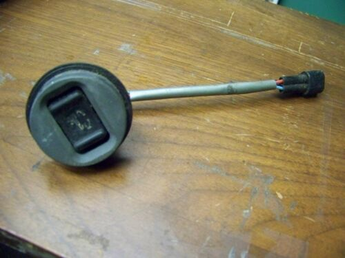 NICE YAMAHA OUTBOARD CLEAN FRESHWATER LOWER COWLING TILT AND TRIM SWITCH
