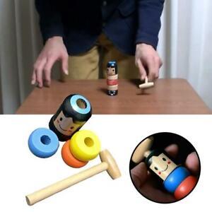 Magic-Toy-Unbreakable-Wooden-Man