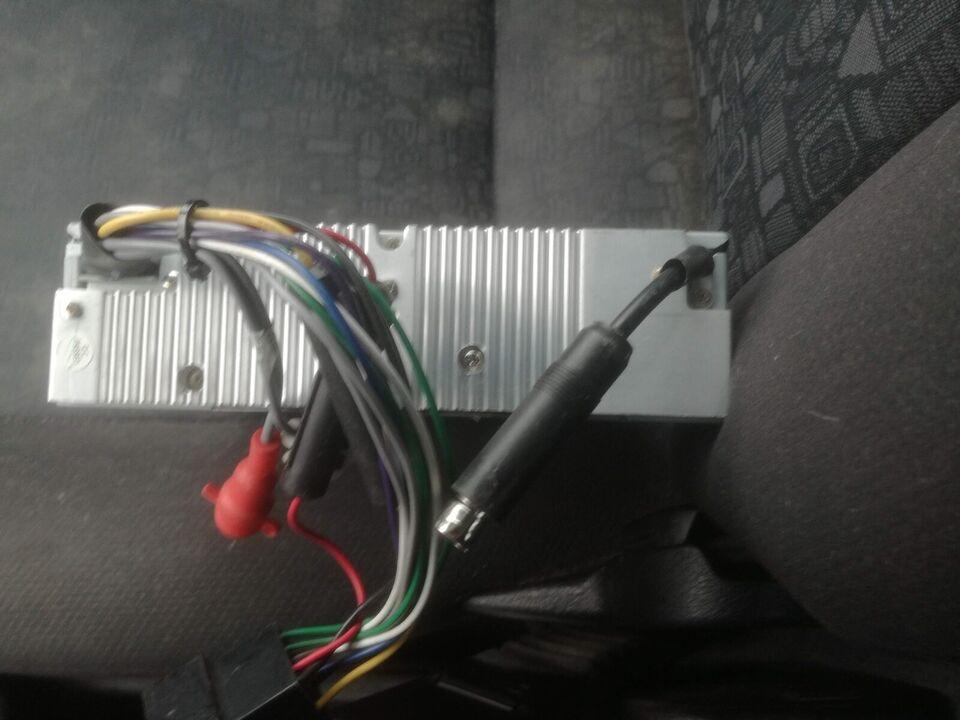 andet mærke Kennex CCD 40, CD/Radio