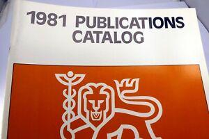 1981 Publications Catalog Institution Electrical Engineers IEE P. Peregriinus