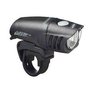 Sunlite Phaser USB Headlight Light Sunlt Ft Phaser 35-lumen Usb Bk