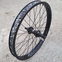 Shadow Conspiracy Symbol Rear Cassette Wheel Rhd 14mm 9t Black Bmx Bike Wheels