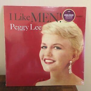 I-Like-Men-by-Peggy-Lee-Vinyl-LP-Dec-2013-Pure-Pleasure-Records-180-GRAM-UK